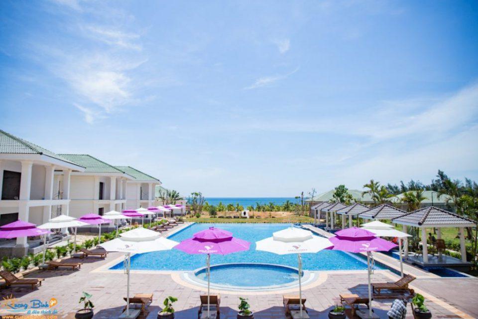 Khách sạn Biển Vàng - Gold Coast hotel, Bảo Ninh Đồng Hới, Quảng Bình go 1