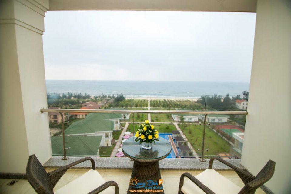 Khách sạn Biển Vàng - Gold Coast hotel, Bảo Ninh Đồng Hới, Quảng Bình go 3