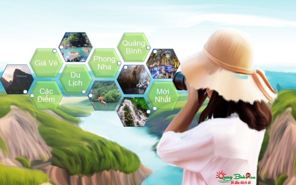 Giá vé các điểm du lịch Quảng Bình