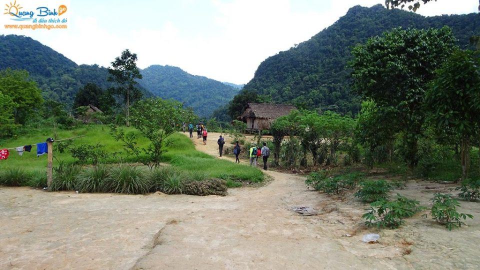 Thông tin, dịch vụ du lịch - Quảng Bình go - Hang Én, Bản Đoòng, Phong Nha - Kẻ Bàng
