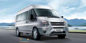 Thuê xe du lịch 16 chổ ngồi tại Đồng Hới - Thông tin, dịch vụ du lịch - Quảng Bình go Ford Transit