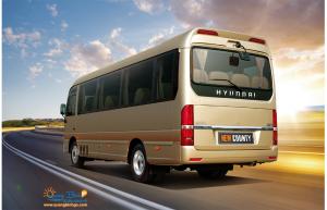 Thuê xe du lịch 29 chổ ngồi tại Đồng Hới - Thông tin, dịch vụ du lịch - Quảng Bình go 1