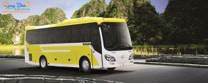 Thuê xe du lịch 35 chổ ngồi tại Đồng Hới - Thông tin, dịch vụ du lịch - Quảng Bình go - Thaco