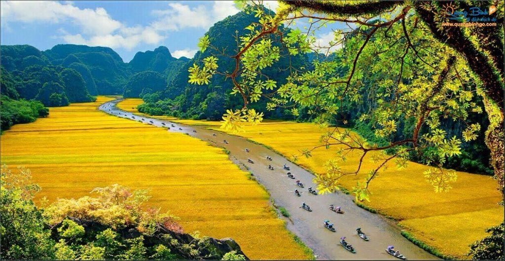 Thông tin, dịch vụ du lịch - Quảng Bình go - KDL sinh thái Tam Cốc - Bích Động, Ninh Bình 2