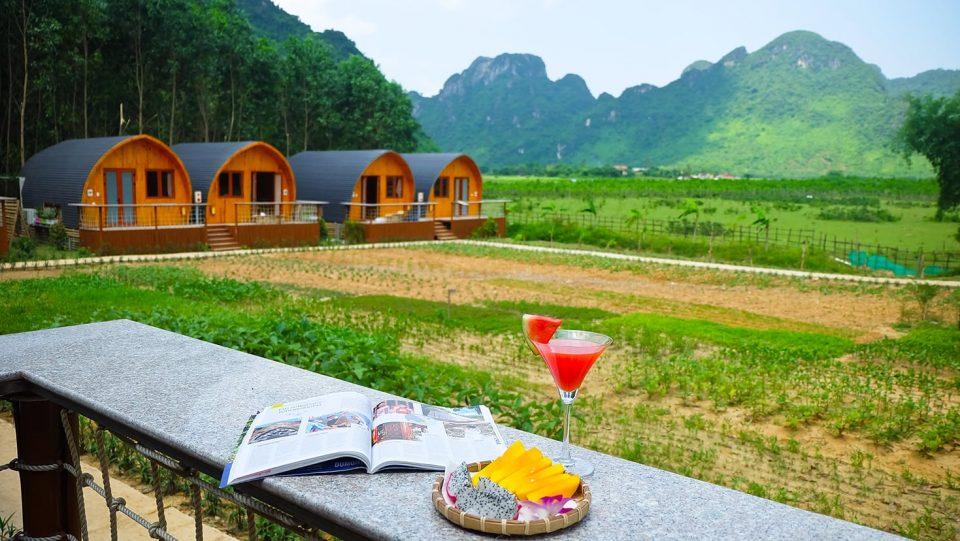 Thông tin, dịch vụ du lịch - Quảng Bình go - Chày Lập Farmstay, Phong Nha - Kẻ Bàng