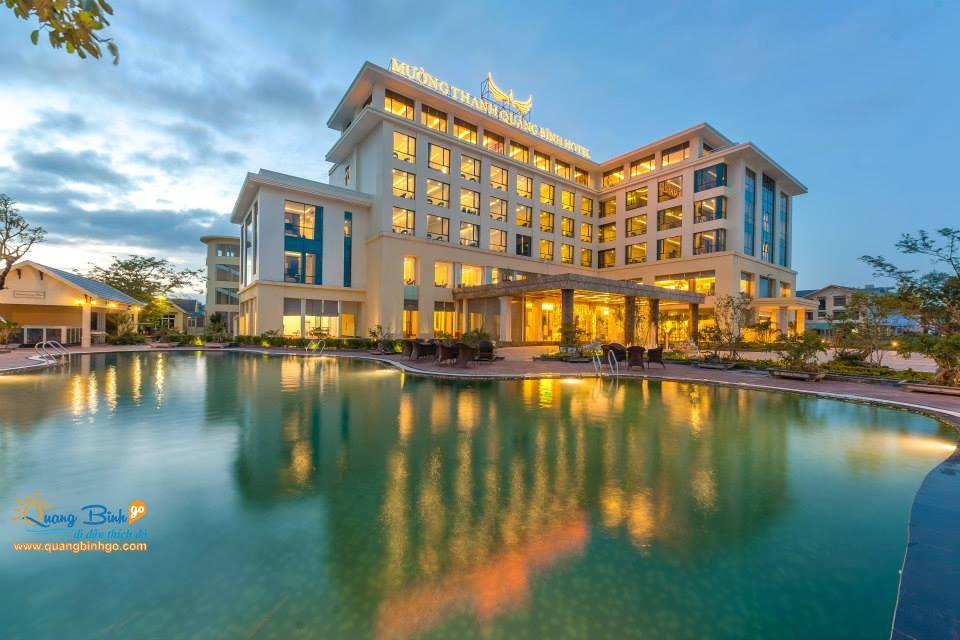 khách sạn Mường Thanh 4 sao, Quảng Bình - Thông tin, dịch vụ du lịch - Quảng Bình go 1