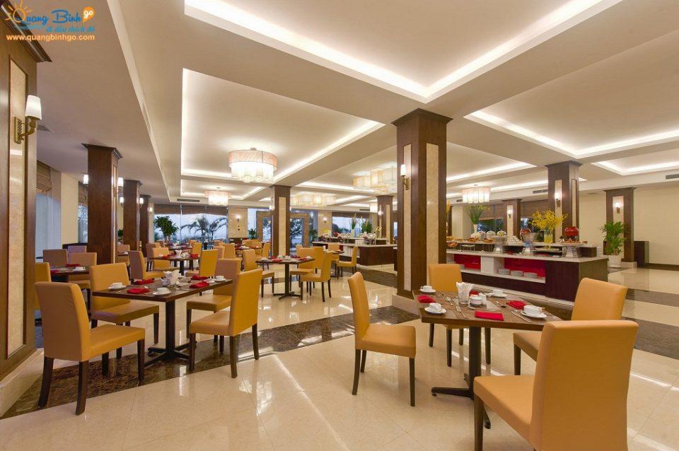 Nhà hàng Khách sạn Mường Thanh 4 sao, Quảng Bình - Thông tin, dịch vụ du lịch - Quảng Bình go
