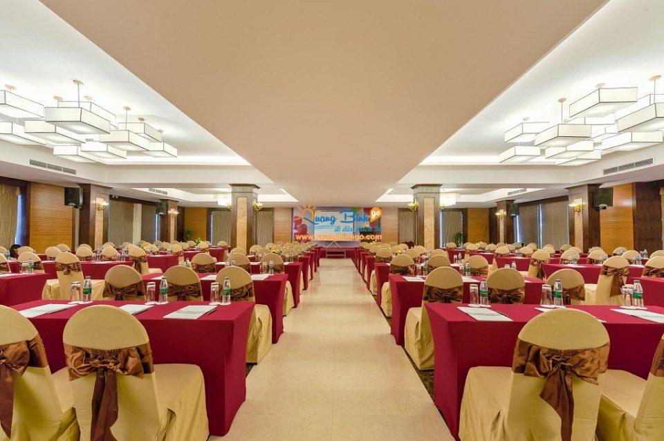 Phòng họp khách sạn Mường Thanh 4 sao, Quảng Bình - Thông tin, dịch vụ du lịch - Quảng Bình go