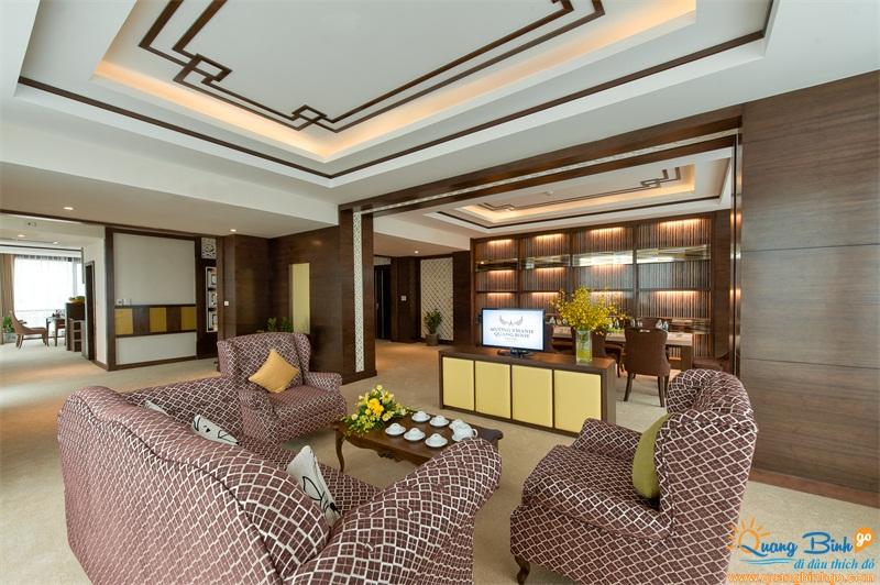 Phòng khách sạn Mường Thanh 4 sao, Quảng Bình - Thông tin, dịch vụ du lịch - Quảng Bình go 8
