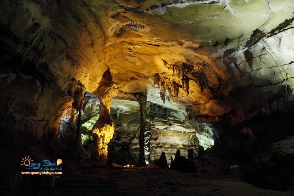 Thông tin, dịch vụ du lịch - Quảng Bình go - Động Phong Nha 22
