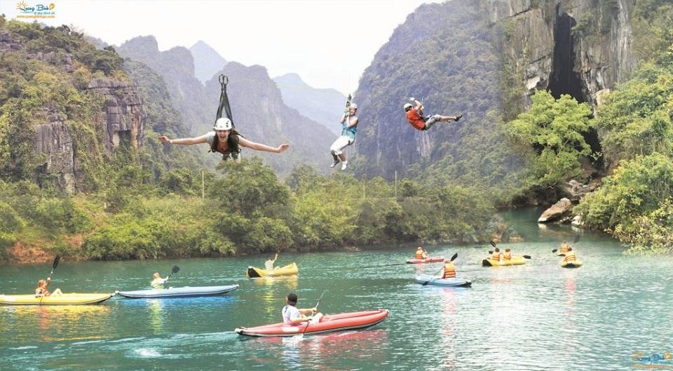 KDL Sông Chày - Hang Tối - Thông tin, dịch vụ du lịch - Quảng Bình go - 15