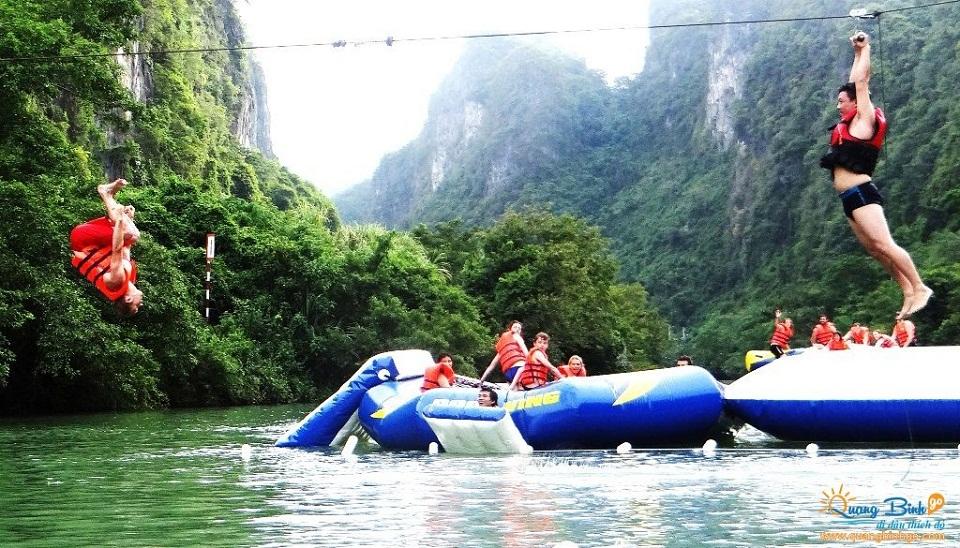 KDL Sông Chày - Hang Tối - Thông tin, dịch vụ du lịch - Quảng Bình go - 16