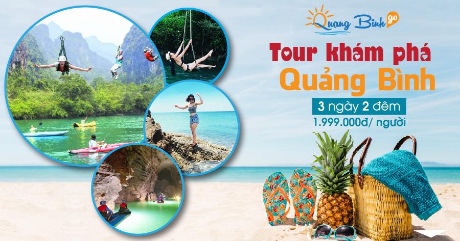 Tour khám phá Quảng Bình 3 ngày 2 đêm