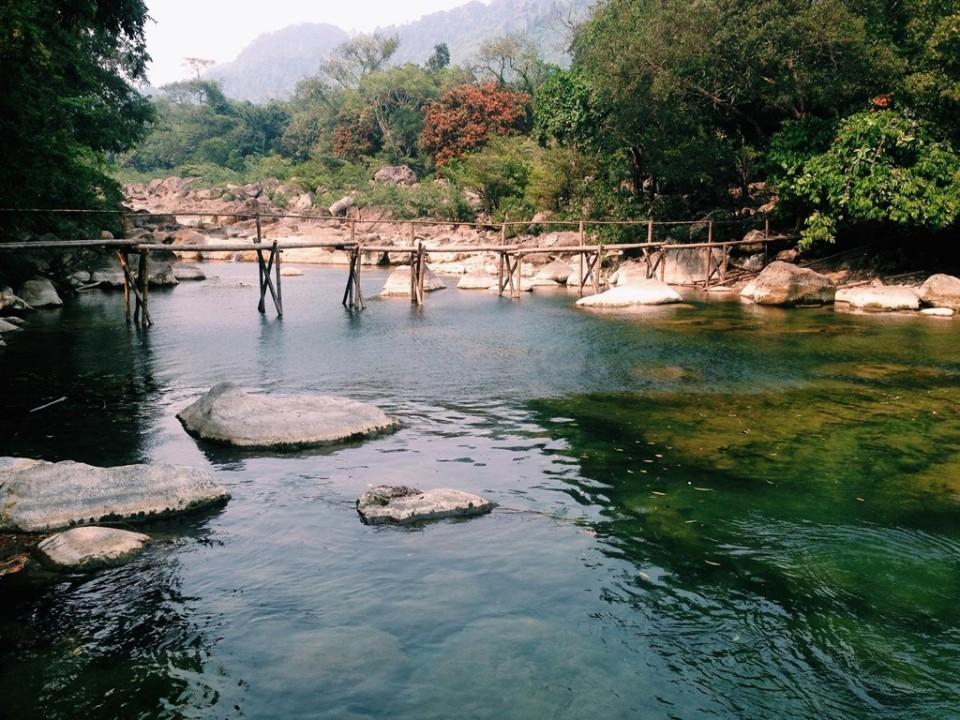 Mooc Spring, Phong Nha - Ke Bang, Quang Binh Go travel 1