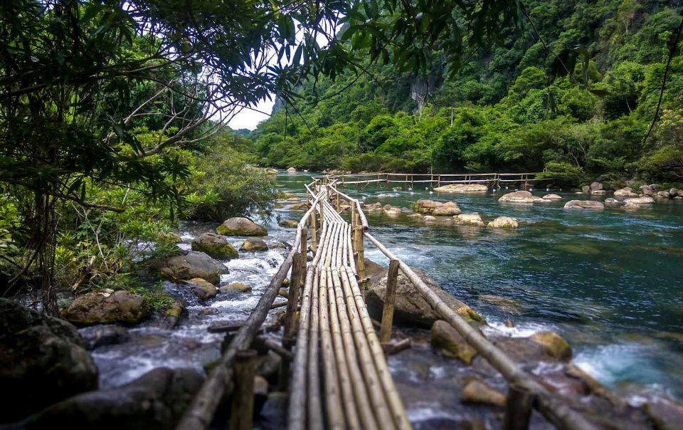 Mooc Spring, Phong Nha - Ke Bang, Quang Binh Go travel 8