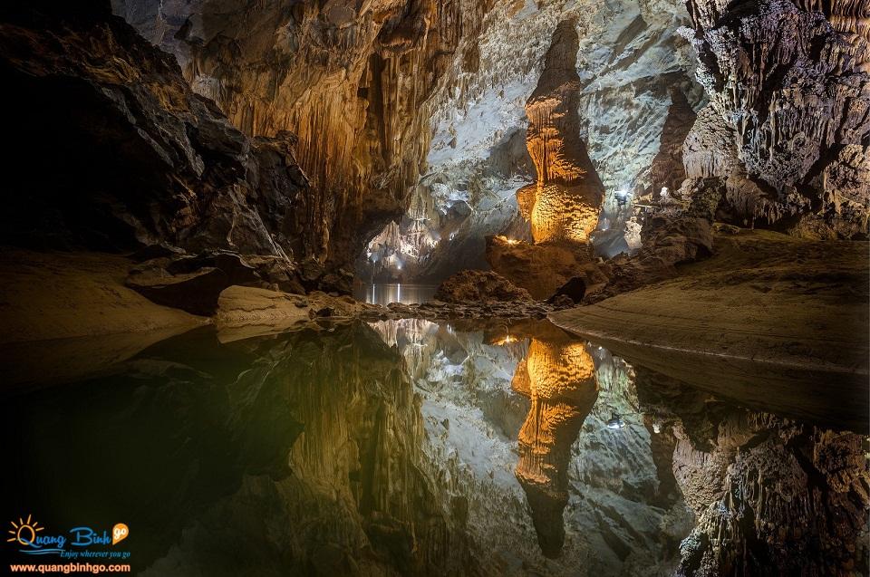 Phong Nha cave tour Quang Binh go travel 6