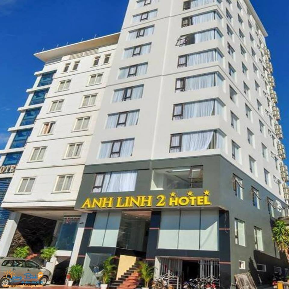 Khách sạn 3 sao Anh Linh 2, Đồng Hới, Quảng Bình 1