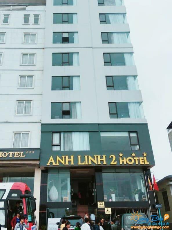 Khách sạn 3 sao Anh Linh 2, Đồng Hới, Quảng Bình 20