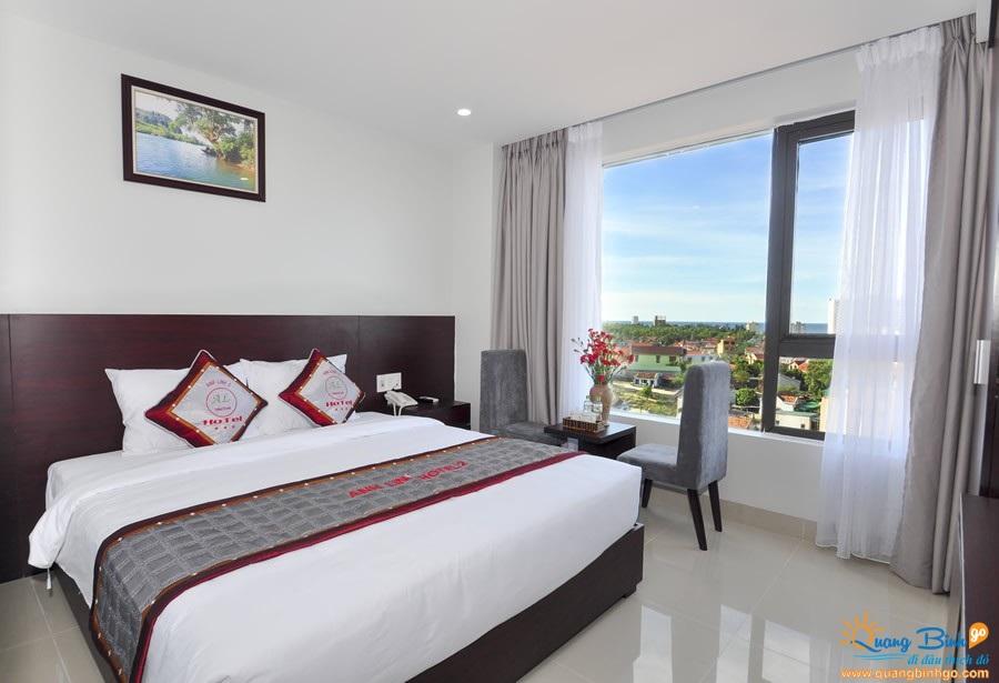 Khách sạn 3 sao Anh Linh 2, Đồng Hới, Quảng Bình, Phòng Ngủ