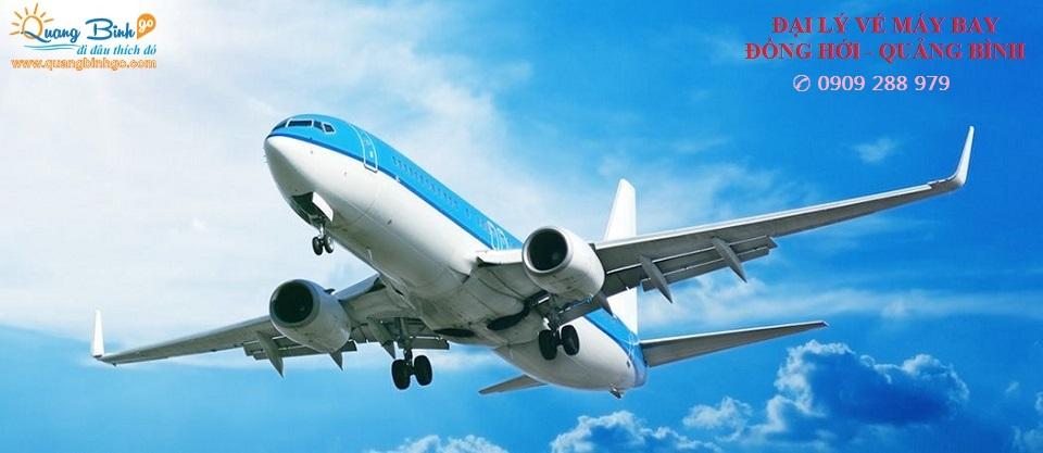 Đại lý vé máy bay giá rẻ Quảng Bình Go