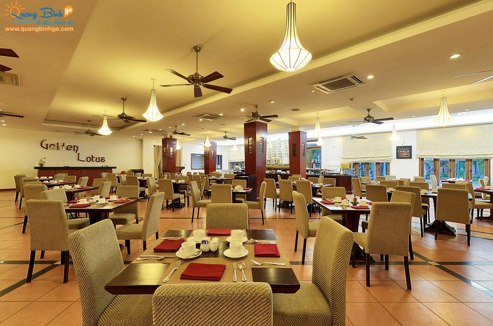 Nhà hàng Khu nghỉ dưỡng Sun Spa Resort & Villas