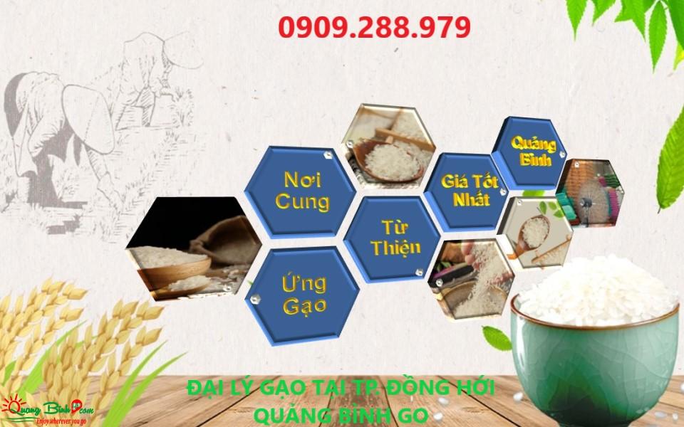 Nơi cung cấp gạo từ thiện tại Quảng Bình