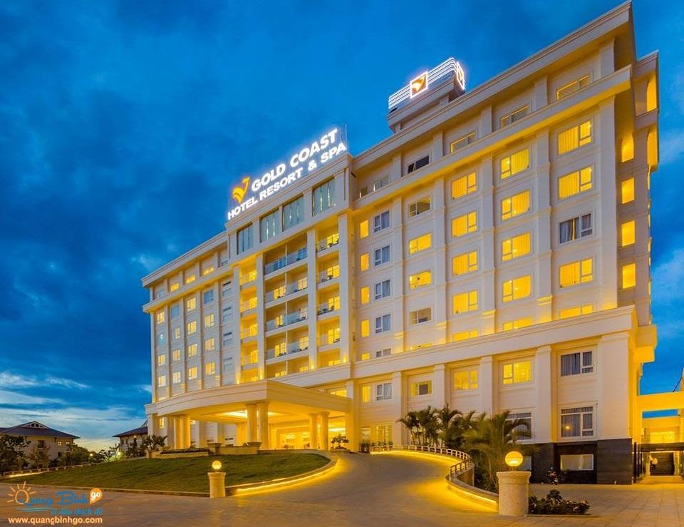 Khách sạn Biển Vàng, Đồng Hới, Quảng Bình