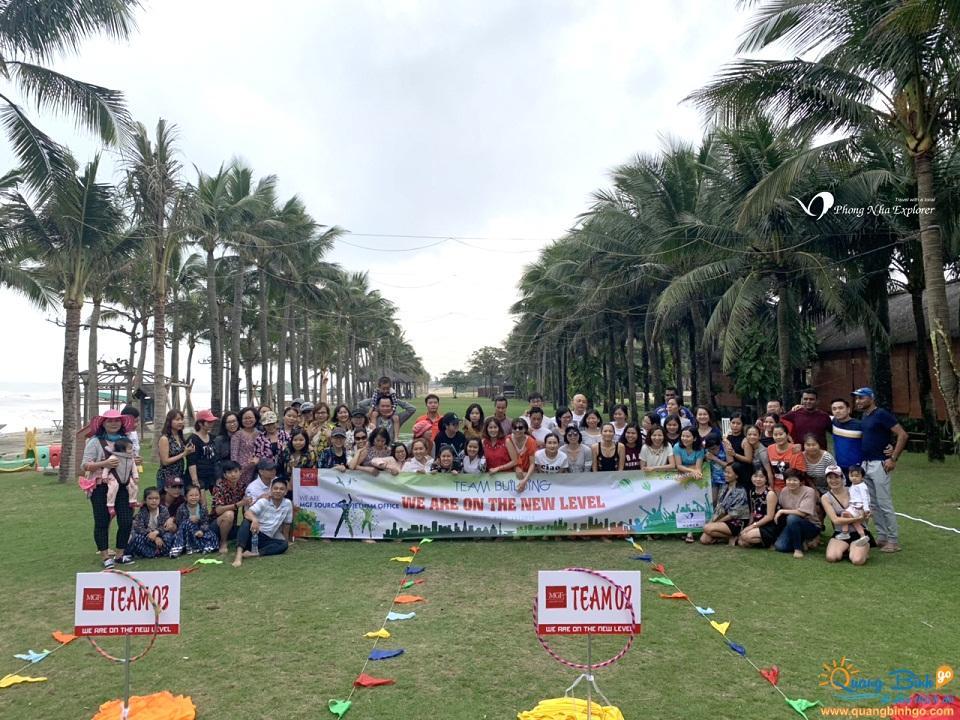 Team building Quảng Bình GO 2
