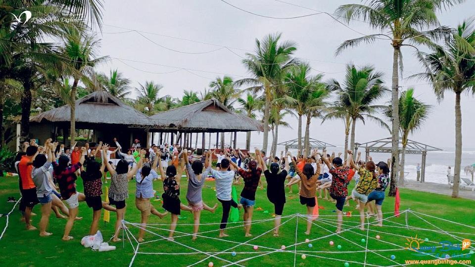 Team building Quảng Bình GO 3