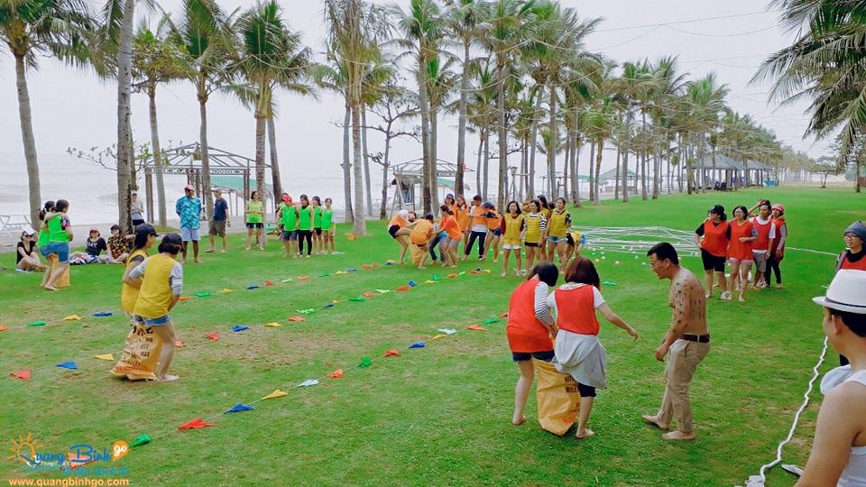 Team building Quảng Bình GO 9