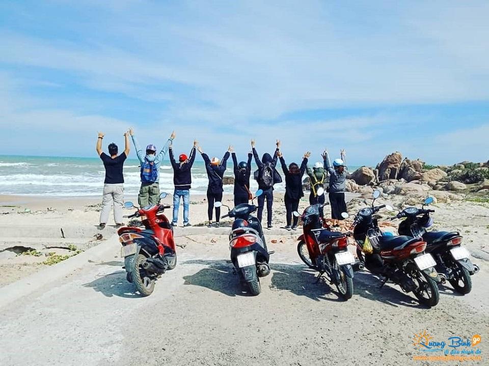 cho thuê xe máy tại Đồng Hới du lịch Quảng Bình và kinh nghiệm 1