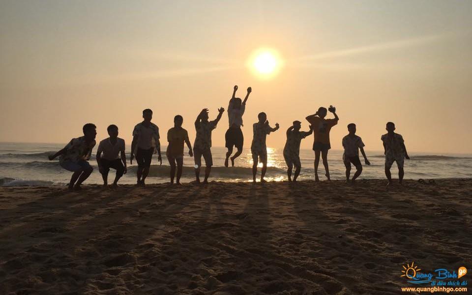 Bãi biển Nhật Lệ, Đồng Hới, Quảng Bình 01