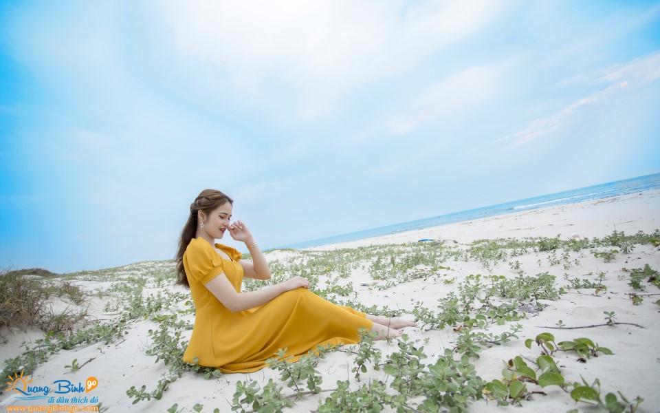 Bãi biển Nhật Lệ Tp Đồng Hới