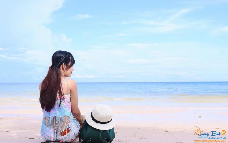 Biển Nhật Lệ, Đồng Hới, Quảng Bình 01