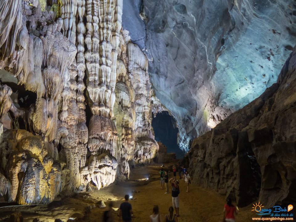 Động Phong Nha, tour Quảng Bình Go travel
