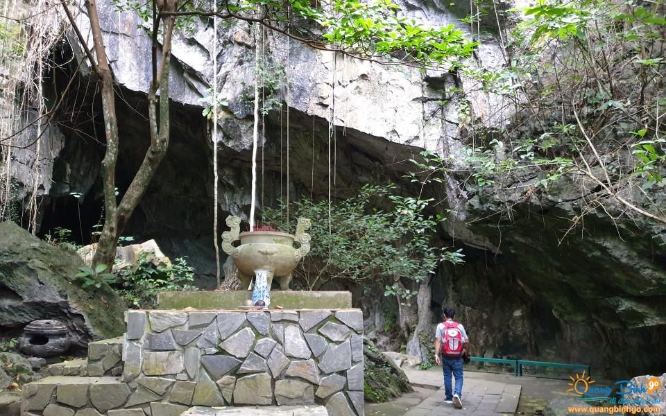 Động Tiên Sơn, Phong Nha - Kẻ Bàng