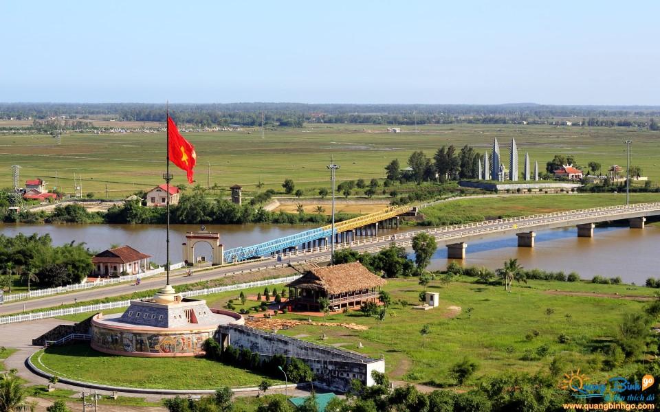 Hiền Lương - Bến Hải, Vĩ tuyến 17, Quảng Trị