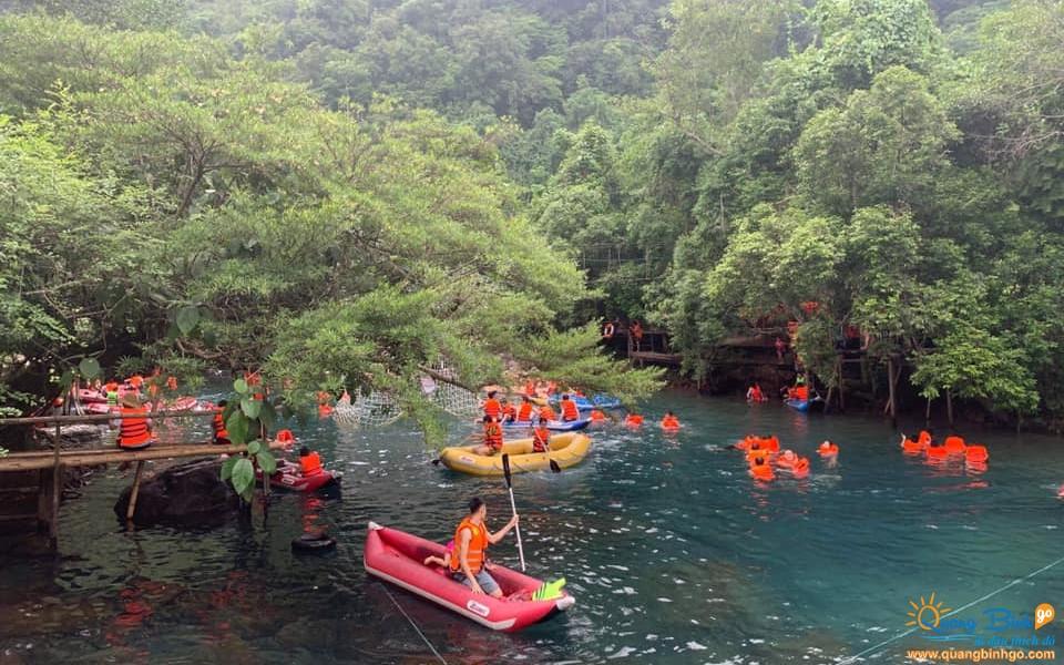 Khu du lịch suối nước Moọc, Quảng Bình