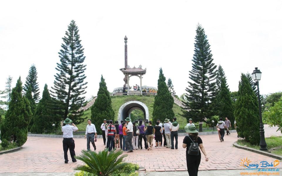 Nghĩa trang liệt sỹ Quốc gia thành cổ Quảng Trị
