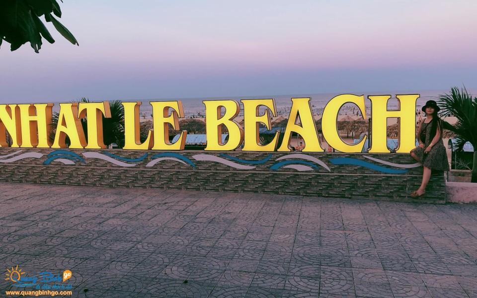 Nhat Le beach, Dong Hoi city 01