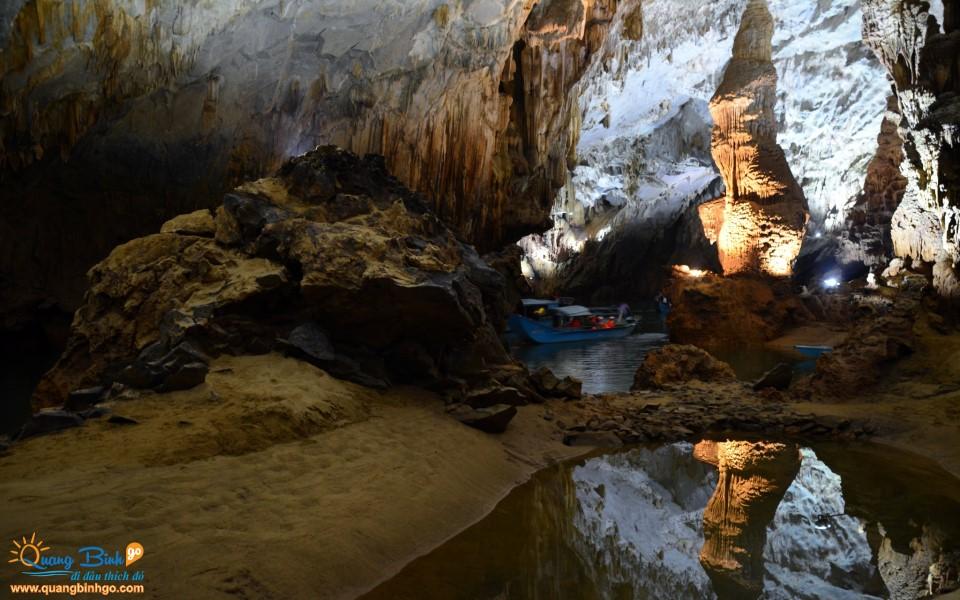 Phong Nha cave tourism