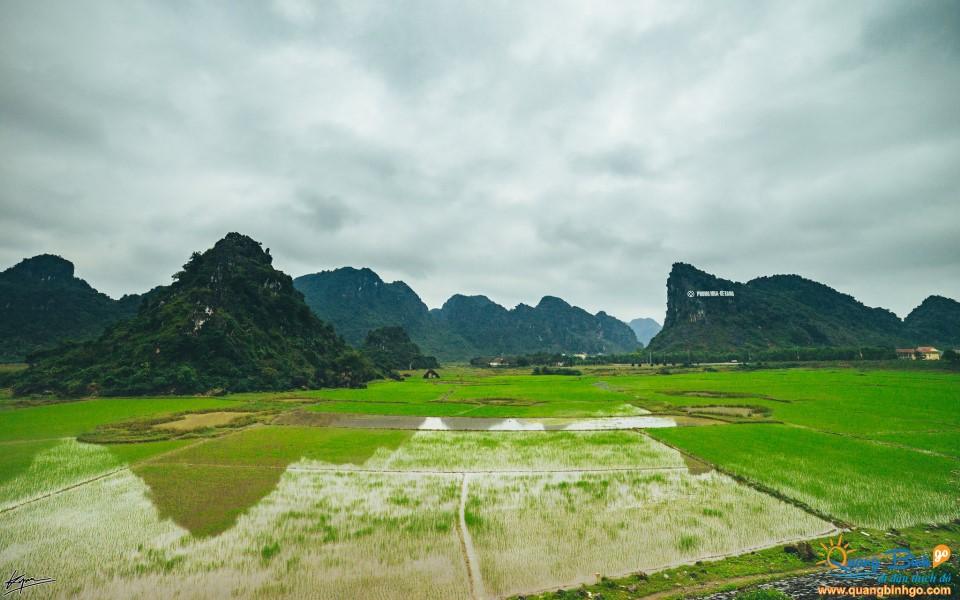 Phong Nha Ke Bang National tourist area Viet Nam