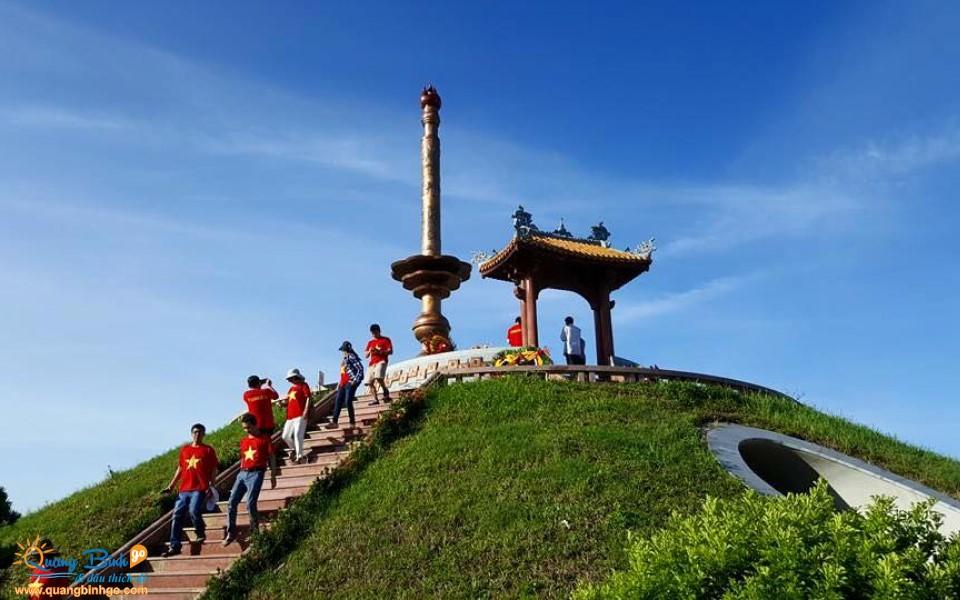 Thành cổ Quảng Trị, nghĩa trang Quốc gia