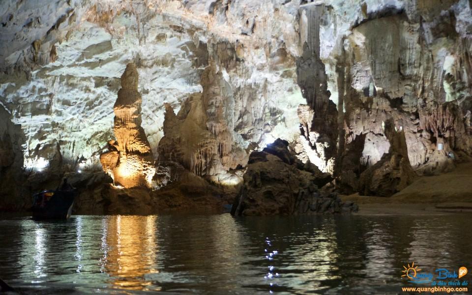 Tour du lịch động Phong Nha Quảng Bình