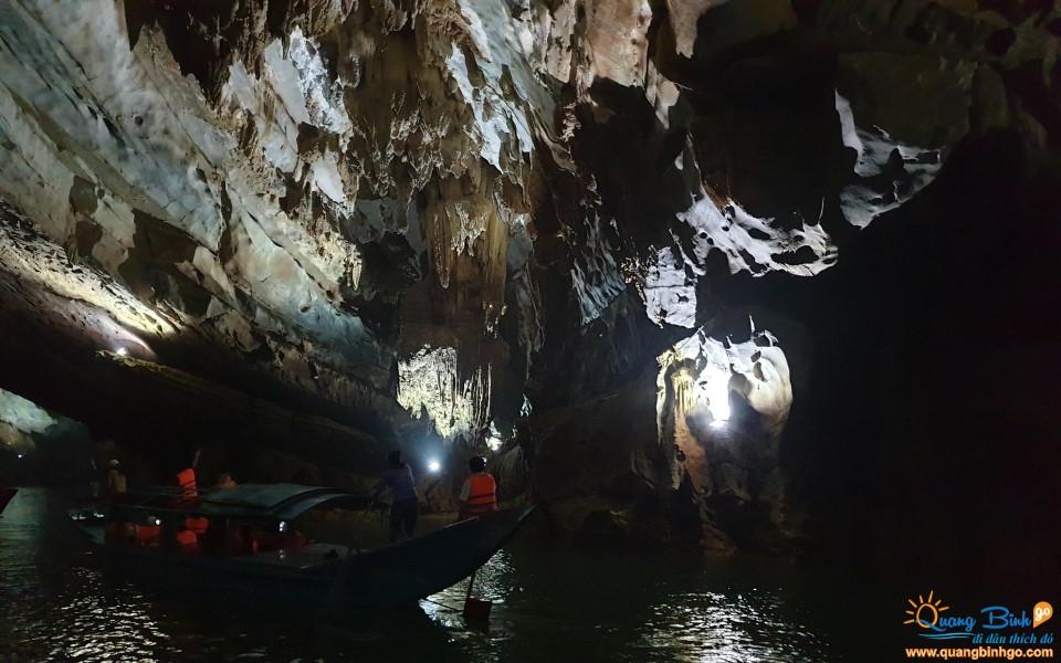 Tour Quảng Bình động Phong Nha