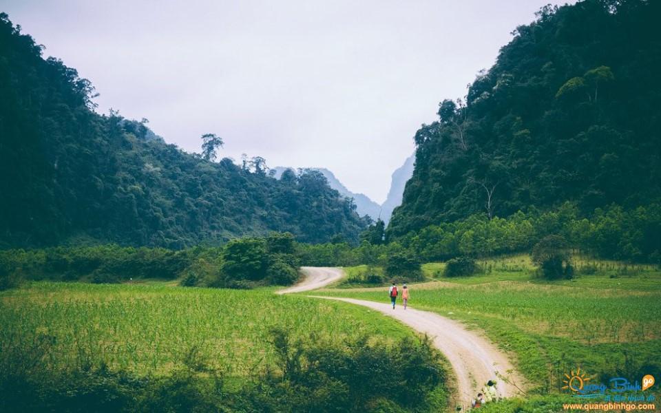 Vườn Quốc gia Phong Nha - Kẻ Bàng, Quảng Bình