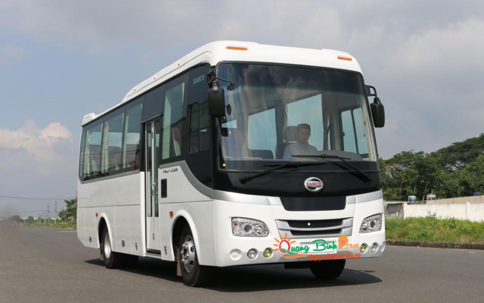 Car rentals 29 cho thuê xe tại Quảng Bình