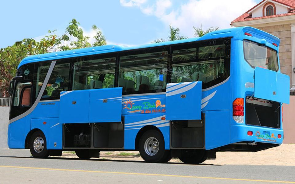 Car rentals 35 Quang Binh thuê xe ở Đồng Hới