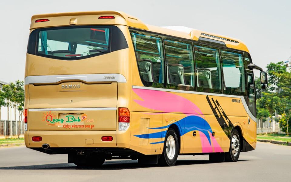 Car rentals cho thuê xe 35 Đồng Hới, Quảng Bình