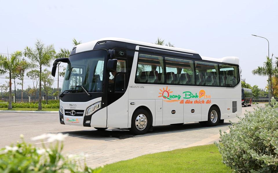 Cho thuê xe 29 Đồng Hới, Quảng Bình car rentals